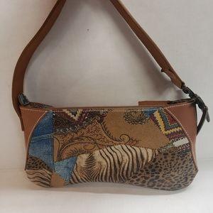 Roberto Cavalli Freedom purse